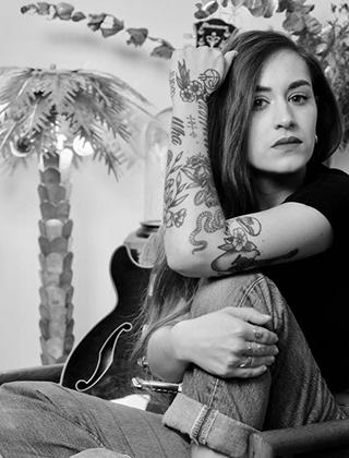 AQWA Session Artist Nina Attal